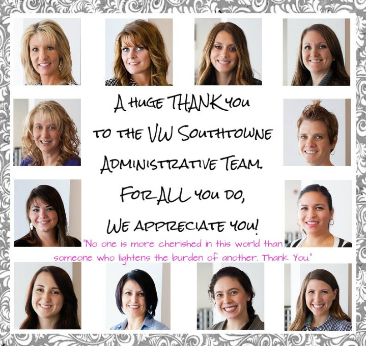 Administrative Day VW Southtowne