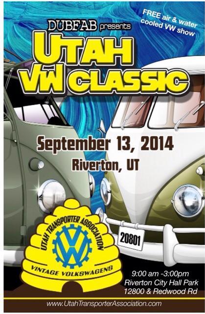 VW Car show utah, Utah Car show, Summer VW CAR show Utah, Salt Lake VW Car show, SLC VW Show