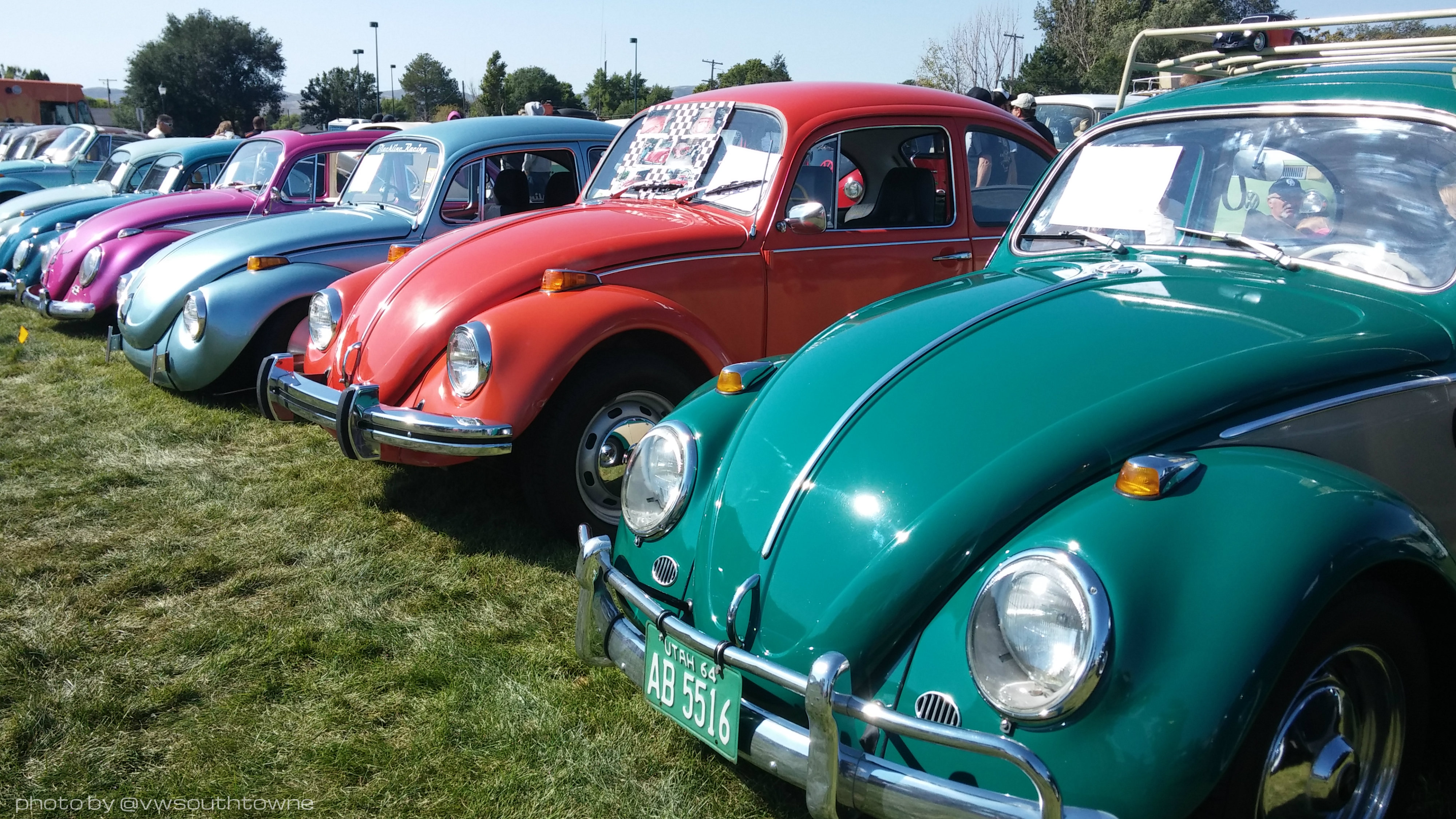 Utah Vw Classic Car Show
