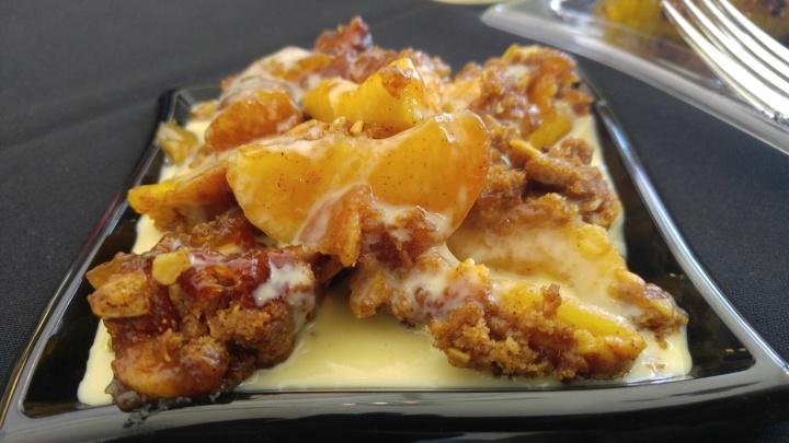 VW Utah luncheon Cafe Bon Appetit