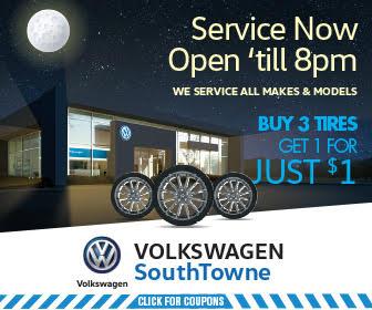 service vw utah special